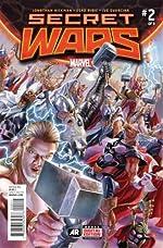 Secret Wars, Coffret 1 de Jim Shooter