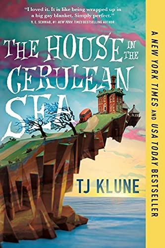 Compare Textbook Prices for House in the Cerulean Sea Reprint Edition ISBN 9781250217318 by Klune, TJ