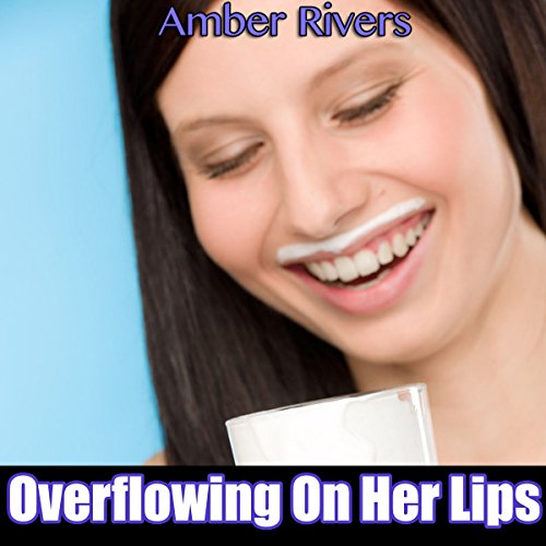 Overflowing on Her Lips audiobook cover art