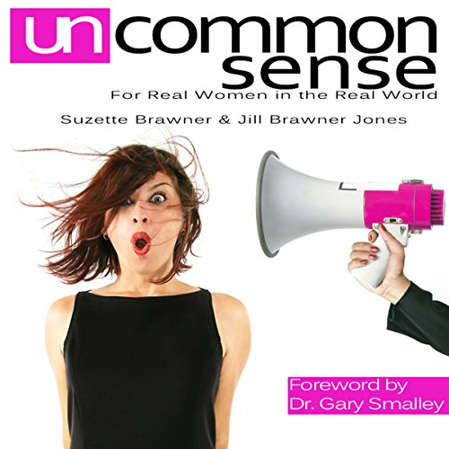 Uncommon Sense audiobook cover art