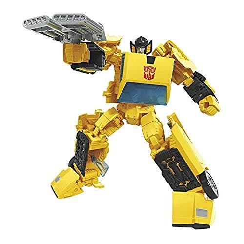 Transformers Wheeljack Earthrise guerre pour Cybertron trilogie deluxe Hasbro NOUVEAU
