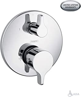 hansgrohe 4448000 Shower Trim, 5.51 x 7.75 x 10.75 inches, Chrome