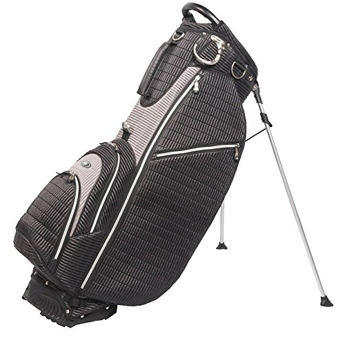OUUL Ribbed Stand Bag 2017, Black/Gray