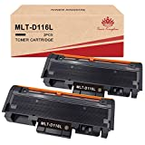 Toner Kingdom Cartucho de Toner Compatible para Samsung MLT-D116L MLT-D116S para Samsung Xpress M2675FN M2675F M2825DW M2825ND M2835DW M2875FW M2875FD M2885FW M2625D M2675 M2825 M2835 M2875 M2885