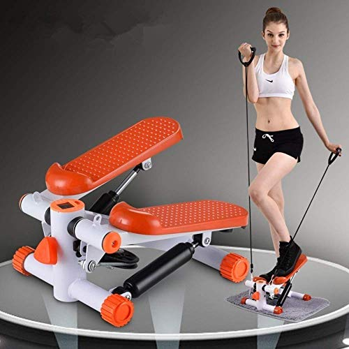 YF-SURINA Indoor-Sportgeräte Stepper, Fitnesspedal Fitness-Home Indoor-Lauftraining Fitnessgeräte Silent Laufband Home Multifunktions-Mini-Laufband