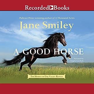 A Good Horse audiobook cover art