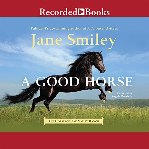 A Good Horse audiobook cover art