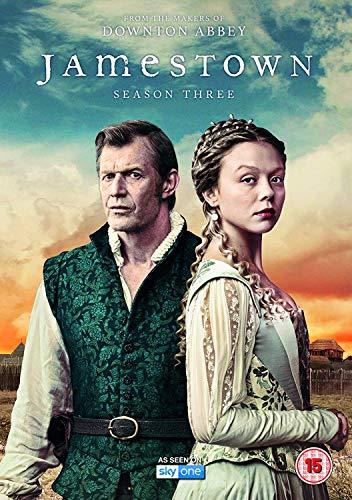 Jamestown: Season 3 Set (2 DVD) [Edizione: Regno Unito] [Import]