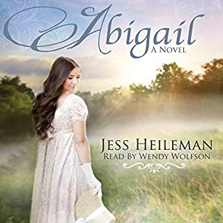Abigail audiobook cover art