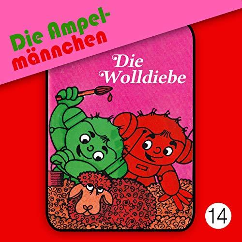 Die Wolldiebe audiobook cover art