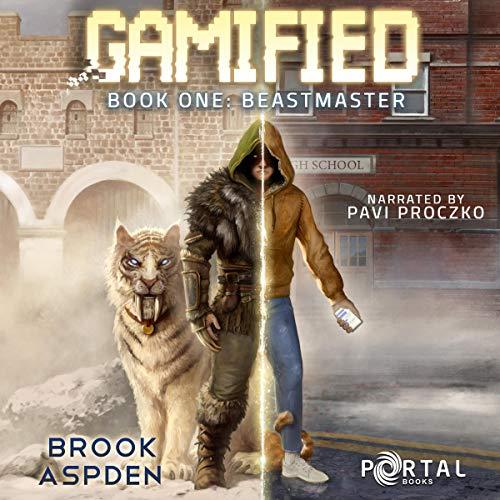 Beastmaster: A Fantasy LitRPG cover art