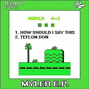 Myler EP