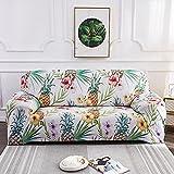 WXQY Necesita Comprar 2 Piezas de Funda de sofá elástica en Forma de L, Funda de sofá Universal para Todas Las Estaciones en la Sala de Estar A15 4 plazas