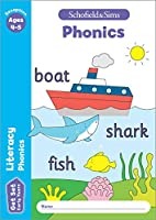 Get Set Literacy: Phonics, Early Years Foundation Stage, Ages 4-5 (Get Set Early Years)