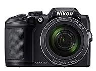 Nikon VNA951GA B500 Coolpix Digital Compact Camera - Black