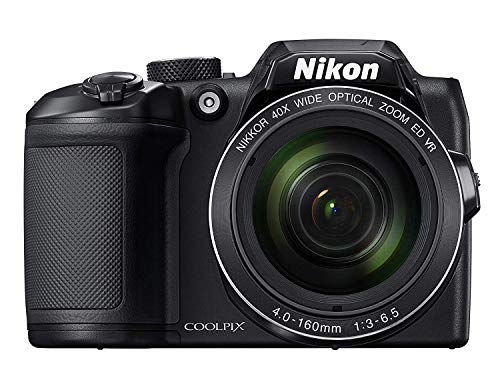 Nikon COOLPIX B500 - Cámara digital de 16 MP (4608 x 3456 pixeles, TTL, 1/2.3', 4 - 160...