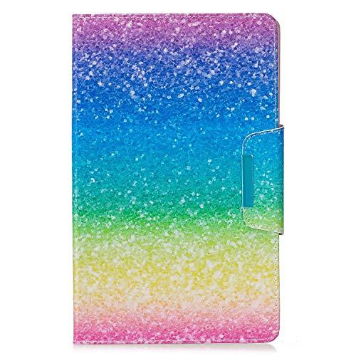 KSHOP Compatibel met Tablet Case, Multi kleuren, SamsungGalaxyTabT720