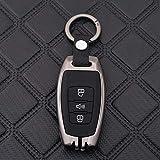 DkelBA Galvanized alloy Car Key case Cover Car key