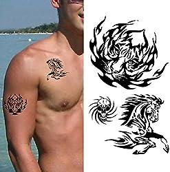 Männer mit tattoo