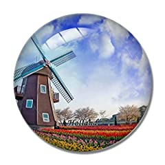 Holland Zaanse Schans Zaandam Amsterdam 3D Crystal Fridge Magnet Souvenir. Material:High-quality Crystal + strong magnet Size:5cm*5cm*1.75cm. This is a great gift, a meaningful souvenir. If for any reason our product doesn't meet your standards,just ...