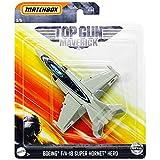 Top Gun Maverick Boeing F/A Super Hornet Hero Jet Matchbox Diecast 1/64 Scale