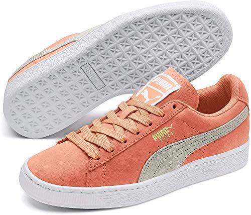 Puma Damen Suede Classic Wn's Sneaker, Pink (desert flower-white 33), 39 EU