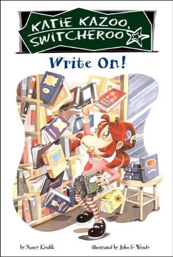 Write On! (Katie Kazoo, Switcheroo)