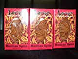 Larvets - Mexican Spice Flavored Worm Snacks (3 Pack)