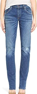 Citizens of Humanity Womens 24x32 Slim Emerson Bf Jeans Blue 24