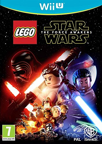 Lego Star Wars 7 WiiU AT Erwachen der Macht [Importación alemana]