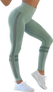 Women's High Waist Workout Leggings Tummy Control Athletic Gym Sport Yoga Pants
