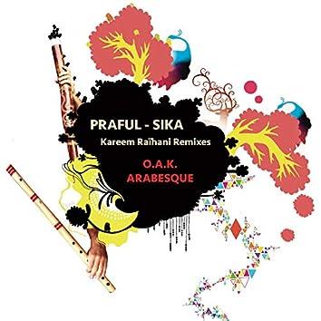 O.A.K. / Arabesque (Kareem Raïhani Remixes)