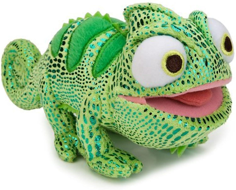 Ahorre 60% de descuento y envío rápido a todo el mundo. Disney Store Store Store Tangled Pascal Plush Stuffed Juguete Doll  Original 8  verde Chameleon by Disney Store  ahorra hasta un 80%