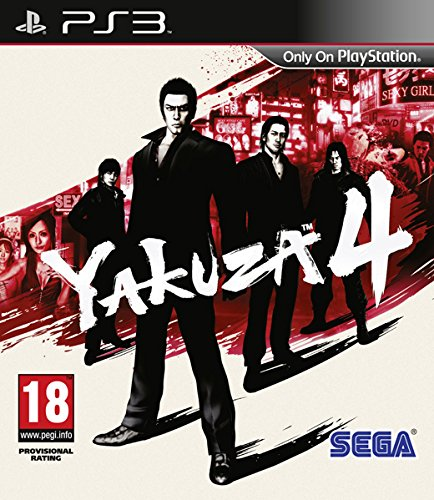 Yakuza 4 [UK Import]