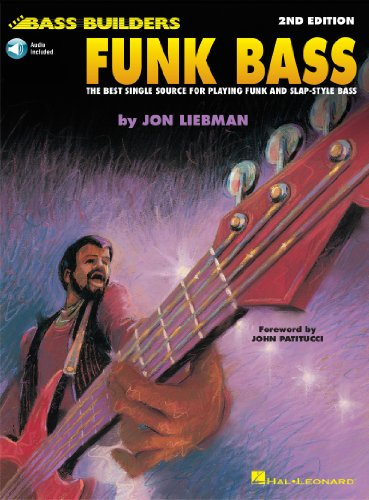 Funk Bass: Bass Builders Series (English Edition)