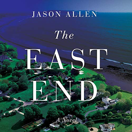 The East End audiobook cover art
