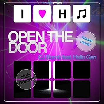 Open the Door (feat. Hallo Gen)