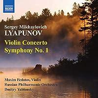 Violin Concerto/Symphony No. 1