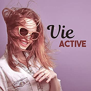 Vie active - L'énergie vitale, La relaxation avec les sons naturels, Le meilleur pour se reposer, Naturellement mettre en arrière, Bouton muet