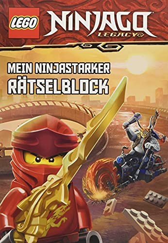 LEGO® NINJAGO® – Mein ninjastarker Rätselblock