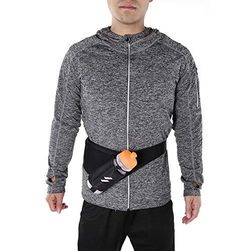 Clevoers Waist Bum Bag, Bicycle Kettle Bag, Mountain Bike Water Bottle Bag Running Belt Waist Pack Waterproof Belt