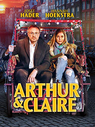 Arthur & Claire cover