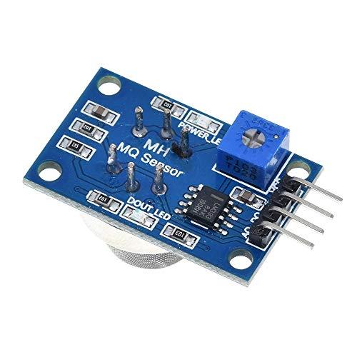Modulo electronico Apto For MQ4 Gas Metano Sensor Module MQ4