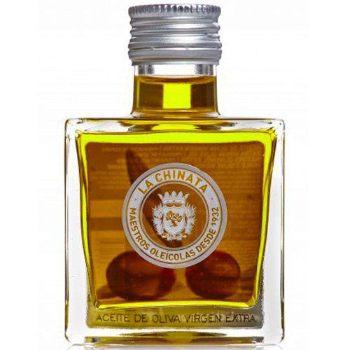 La Chinata - Olivenöl extra Virgin von La Chinta Quadratische Flasche 100 ml AOVE