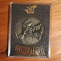 ゴジラファイナルウォーズ50周年記念 メダルA