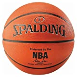 Spalding Basketball Nba Ball, Orange, 7