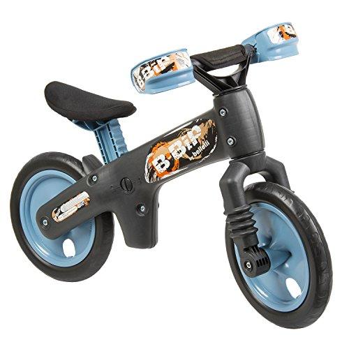MammaCangura by Bellelli 01BBIP0010BBY Bicicletta senza Pedali Pedagogic Toy B-bip City Blue