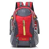 HEROZ Hacker 50 litres Nylon Travel Laptop Backpack Water Resistant Slim Durable Computer Book Bag...
