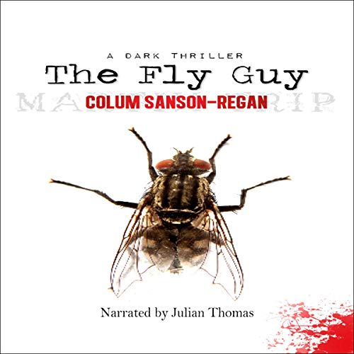 The Fly Guy audiobook cover art