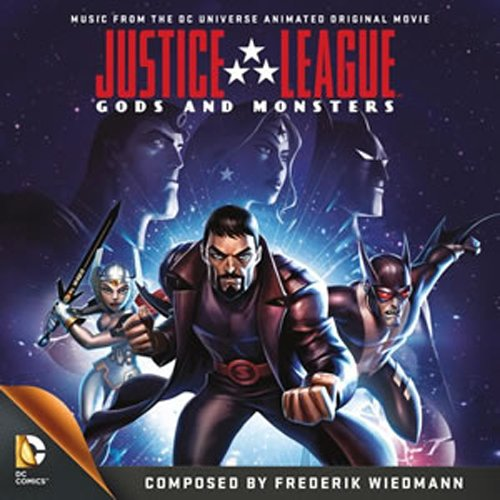 Justice League: Gods and Monsters: Limited Edition [CD]